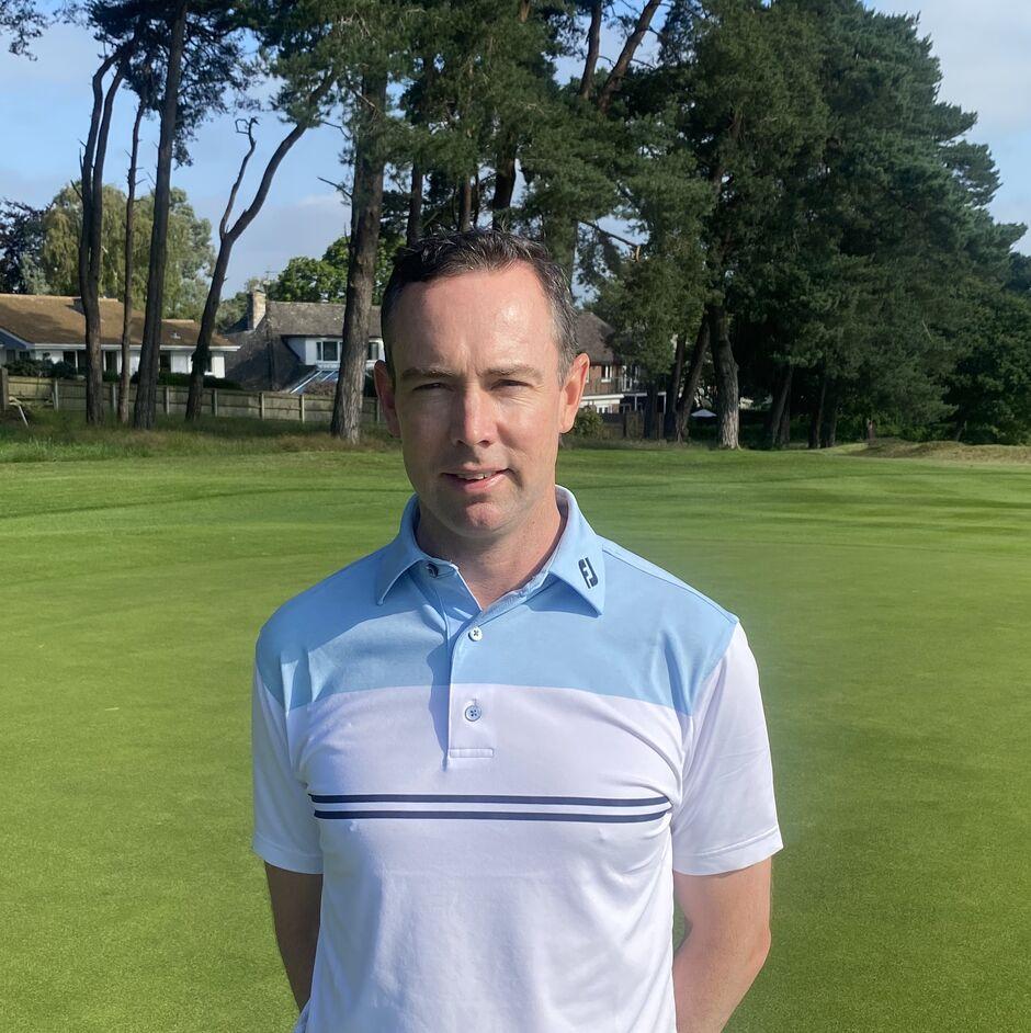 Scott Godfrey, Head Professional